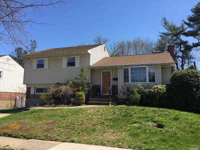 Syosset Single Family Home For Sale: 15 Holly Dr