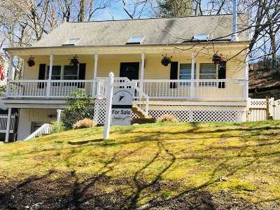 Sound Beach Single Family Home For Sale: 22 Rosedale Rd