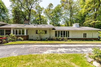 Nassau County Single Family Home For Sale: 11 Tappentown Lane