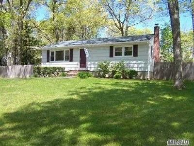 Suffolk County Rental For Rent: 485 N Country Rd