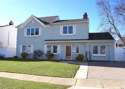 Nassau County Single Family Home For Sale: 348 Seaford Ave