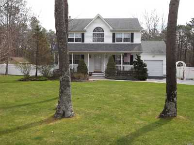 Single Family Home Sold: 3 Charter Ct