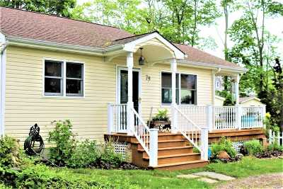 Suffolk County Rental For Rent: 79 Smith St