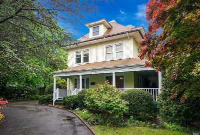 Nassau County Single Family Home For Sale: 12 Dickerson Ave