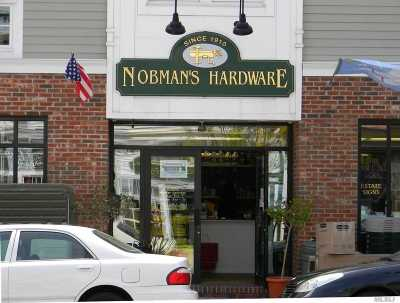 Nassau County Commercial For Sale: 2 East Main St