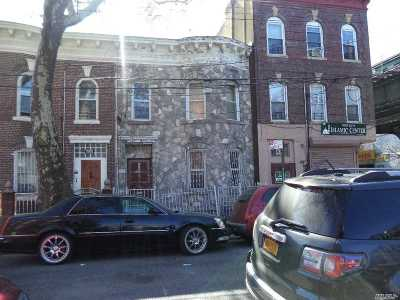 Brooklyn Multi Family Home For Sale: 606 Jerome St