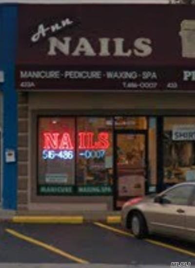 Nassau County Business Opportunity For Sale: 433 Jerusalem Ave