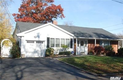West Islip Single Family Home For Sale: 48 Archie Pl