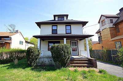 Nassau County Single Family Home For Sale: 16 Breuer Ave