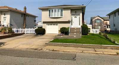 Nassau County Rental For Rent: 847 S Long Beach Ave #House