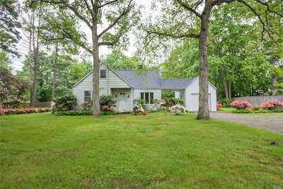 Smithtown Single Family Home For Sale: 219 Route 111