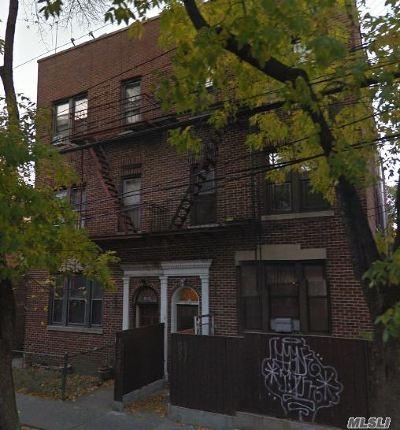 Queens County Rental For Rent: 43-15 Judge St #3 Fl