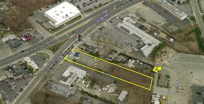 Suffolk County Commercial For Sale: 235 E Deer Park Rd