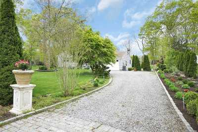 Hampton Bays Single Family Home For Sale: 5 Columbine South Ave