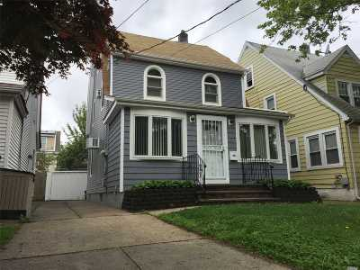 Bellerose, Glen Oaks Single Family Home For Sale: 89-40 241st St