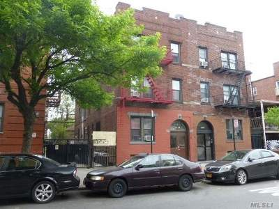 Jackson Heights Multi Family Home For Sale: 93-08 35th Ave