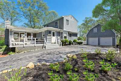 Hampton Bays Single Family Home For Sale: 10 Columbine Ave