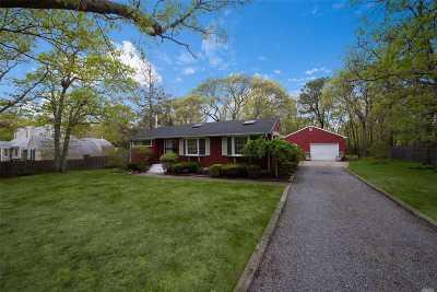 Hampton Bays Single Family Home For Sale: 13 Long Lane