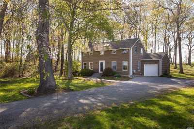 Cutchogue Single Family Home For Sale: 1345 Bridle Ln