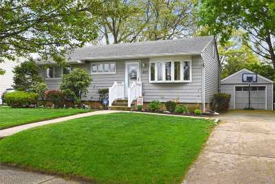 Nassau County Single Family Home For Sale: 807 Herman Ave