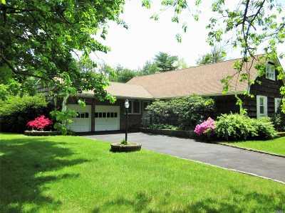 Huntington Single Family Home For Sale: 24 Prairie Rd