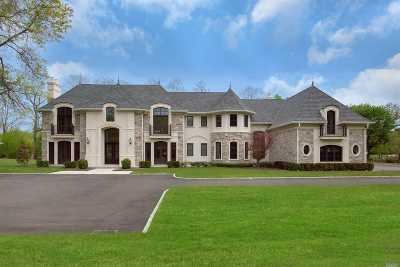 Nassau County Single Family Home For Sale: Quaker Ridge Rd
