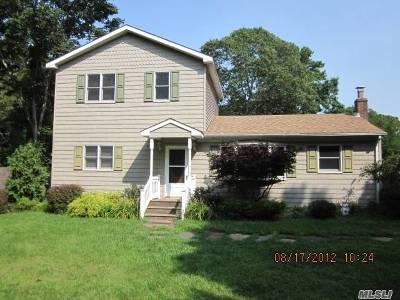 Hampton Bays Single Family Home For Sale: 16 Nassau Rd