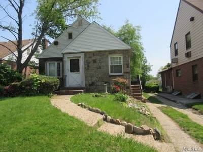 Flushing Single Family Home For Sale: 183-16 64th Ave