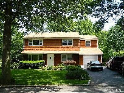Huntington Rental For Rent: 31 Crooked Hill Rd #Upper