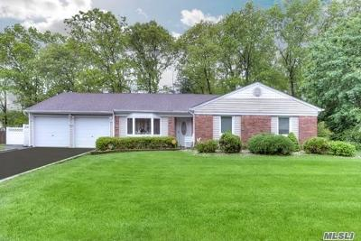 Coram Single Family Home For Sale: 27 Summercress Ln