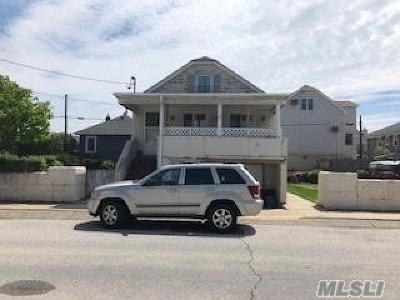E Atlantic Beach NY Single Family Home For Sale: $879,000