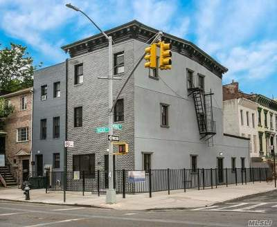 Brooklyn Multi Family Home For Sale: 107 Patchen Ave