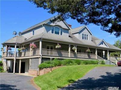 Center Moriches Single Family Home For Sale: 26 S Old Neck Rd