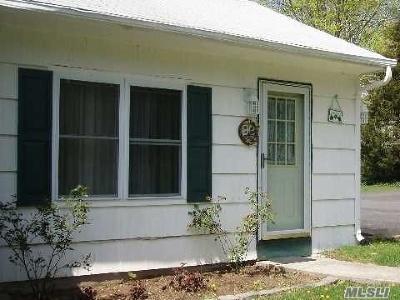 Setauket Rental For Rent: 7 Maple Rd