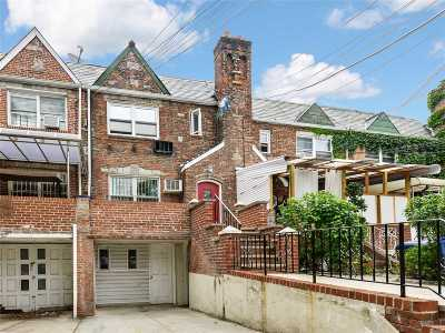Forest Hills Single Family Home For Sale: 67-05 Burns St