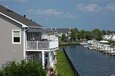 Freeport Condo/Townhouse For Sale: 35 Ocean Watch Ct #35