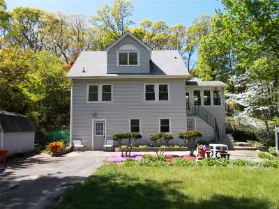 Rocky Point Single Family Home For Sale: 148 Hallock Landing Rd