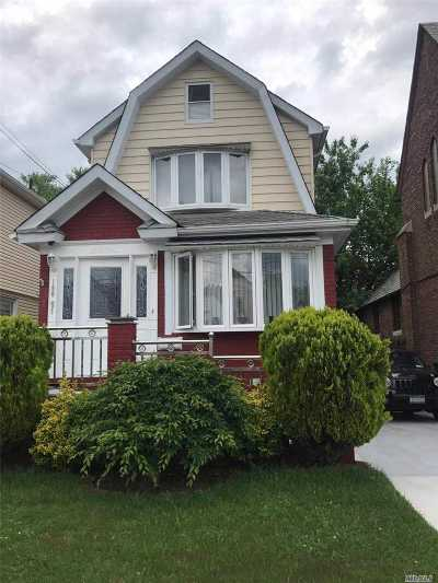 Flushing Single Family Home For Sale: 189-51 45th Ave