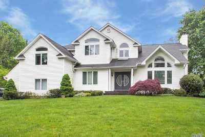 Dix Hills Single Family Home For Sale: 496 Wolf Hill Rd