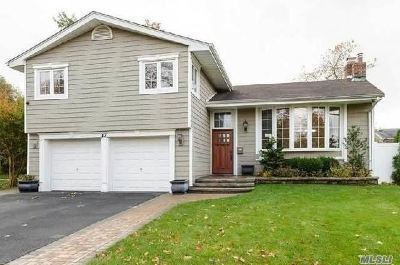 Jericho Single Family Home For Sale: 47 Orange Dr
