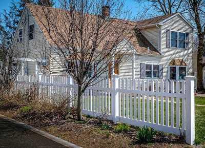 Levittown Single Family Home For Sale: 13 Quaker Ln