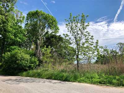 Mattituck Residential Lots & Land For Sale: 660 Conklin Rd