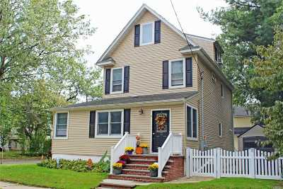 Nassau County Multi Family Home For Sale: 72 Floral Blvd