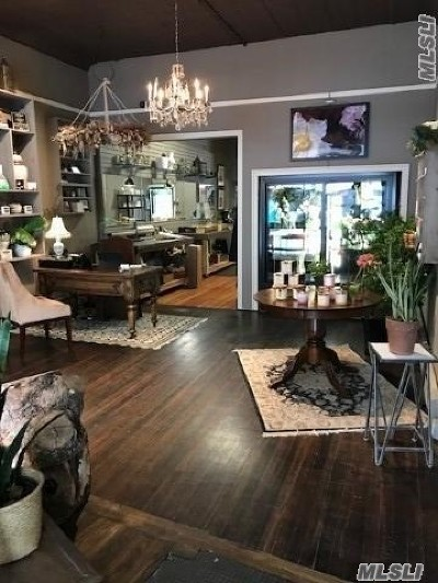 Nassau County Commercial For Sale: 162 Main St