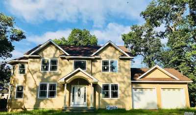 Centereach Single Family Home For Sale: 46 Main Ave