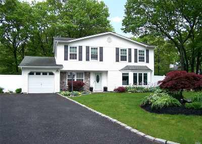 Centereach Single Family Home For Sale: 41 Songsparrow Ln