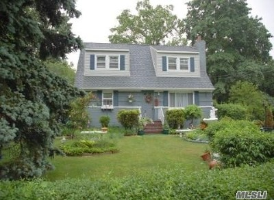 central Islip Single Family Home For Sale: 28 Plum St