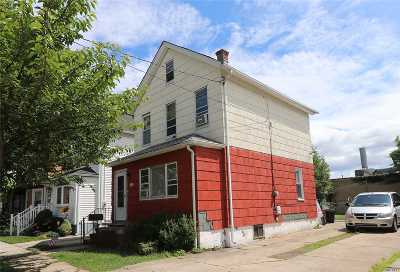 New Hyde Park Single Family Home For Sale: 298 S 10th St