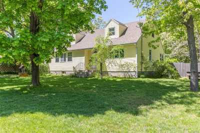 Patchogue Single Family Home For Sale: 173 E Woodside Ave