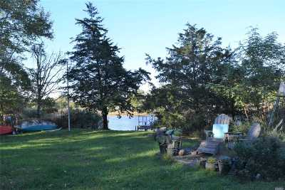 Sag Harbor Single Family Home For Sale: 4519 Noyac Rd